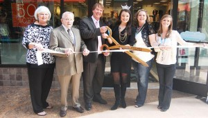 Shops at Grand River - Maurices Ribbon Cutting