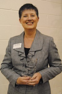 Dona Bonnett 2013 Ambassador of the Year Award