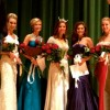 Miss Leeds Area 2015: Elisabeth Chramer, 1st: Alyssa Boyd, 2nd: Haley Barber, 3rd Jessica Procter, and 4th: Rachel Persall (photo by: Valerie Chramer)