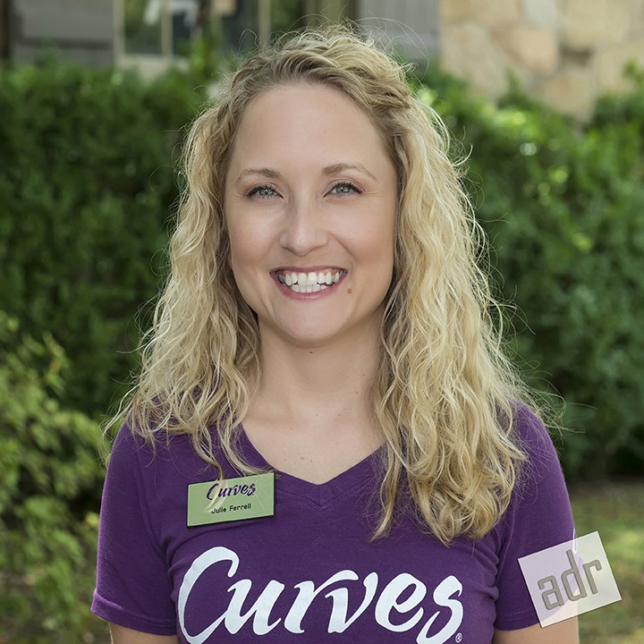 Julie Ferrell Leeds Area Chamber of Commerce Corporate Ambassador and owner of Curves