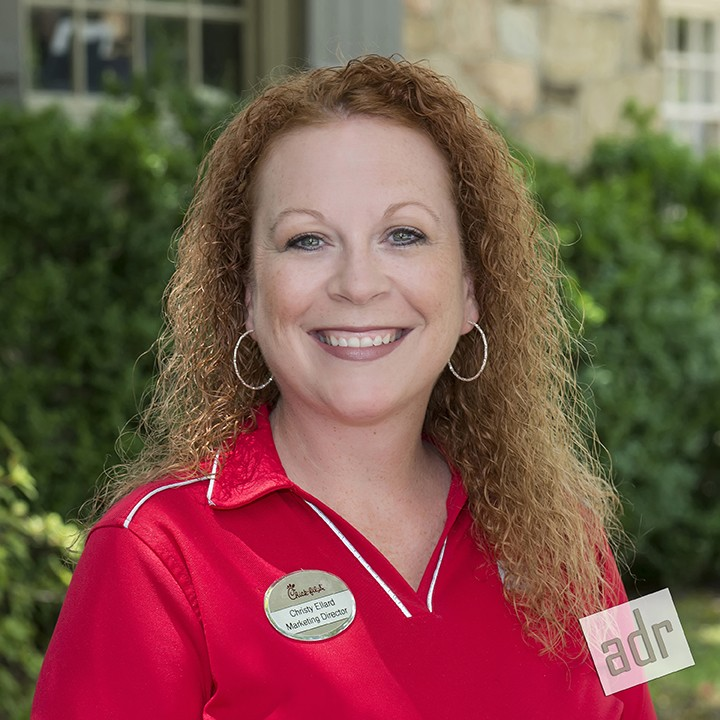 Christy Ellard Marketing Director Chick-fil-A Leeds Area Chamber of Commerce Corporate