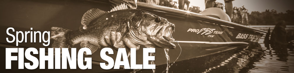 Bass pro shops spring fishing sale leeds area chamber of for Bass pro fishing sale