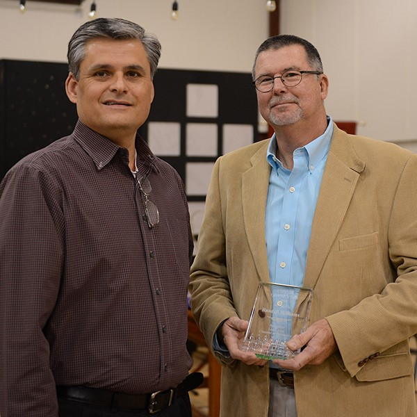 Citizen of the Year – Randall Williams
