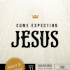 Come Expecting Jesus Friday, March 31 @ 7:00 PM Leeds First United Methodist Church. When we gather to worship, do we actually think about the fact that