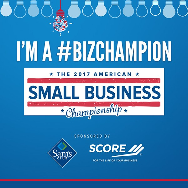 Nelchie's Cajun Leeds, Alabama Receives National Recognition as American Small Business Champion by SCORE, nation's largest network of volunteer, expert