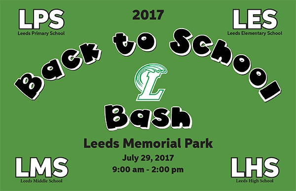 Leeds Back to School Bash