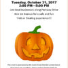 Downtown Trick or Treating 2017 flyer_600px