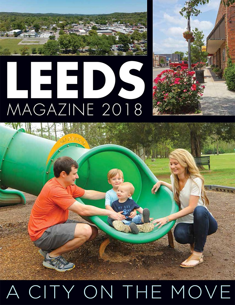 2018 Leeds Area Chamber Magazine Advertising Rates | 2018 is the time for a new Chamber Magazine!  Please see prices & deadlines for ads | 205.699.5001
