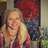 Sandy Launius Mann is the Leeds Arts Council's featured artist in January. The public is invited to the opening reception on January 7, 2018, 1:30-3:30 pm, to view her delightful paintings. Admission is free.